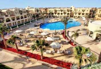 Hotele 5 *: Stella Makadi Garden Resort (Egipt, Makadi). opis hotelu, opinie