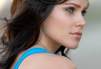 Como escolher uma cor de cabelo para os olhos cinza-azul?