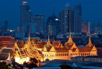Wo ist Thailand: die geographische Lage und die Merkmale des Landes