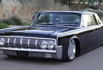 Lincoln Continental: ponadczasowy
