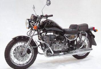 Tous les modèles de motos « Ural »: histoire, photos