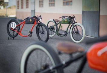 Vintage rower elektryczny: retro i nowoczesny