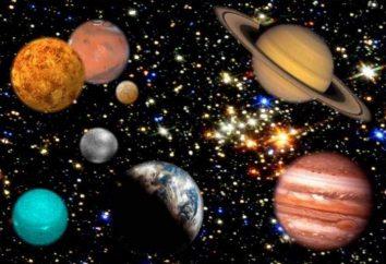 Pianeti del Sistema Solare. Per bambini e adulti