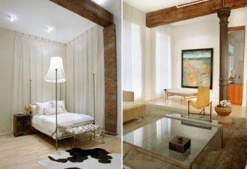 Praktyczne wnętrze małe mieszkanie