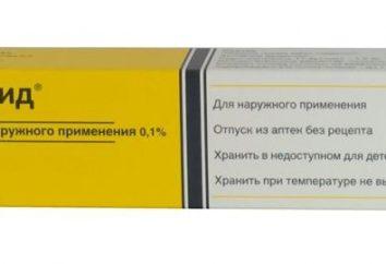 """""""Lokoid"""" (crème pour les enfants): avis et analogues. Crème """"Lokoid"""": prix, avis, instructions"""