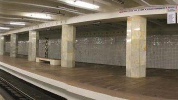 """A estação de metro """"Polezhaevskaya"""". O mais incomum da estação de metro de Moscovo"""