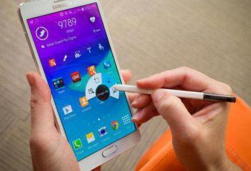 Les meilleurs smartphones avec stylet: critique et critique