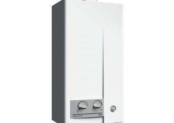 """De alta qualidade e caldeira a gás moderna """"Electrolux"""""""