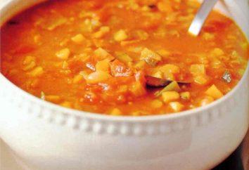 segreti italiani: minestrone. ricetta per