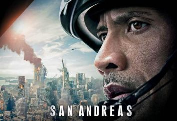 """Commentaires: """"San Andreas Fault"""". Avis sur Film Critics, la nouvelle et les personnages principaux du film"""
