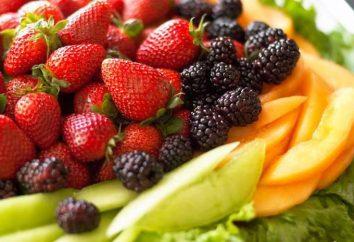 Rozstawiony owoce i polyspermous. Owoców pestkowych jest co?