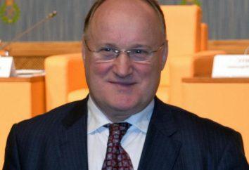 Vladimir Kirillov, Vice-Governador de São Petersburgo: biografia