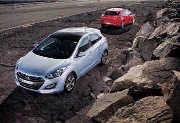 Hyundai I30-: comentários de proprietários e especificações do carro