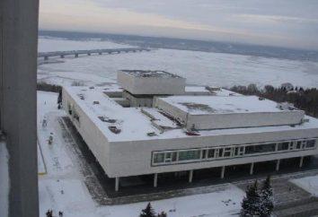 Sites d'Ulyanovsk: monuments, musées et parcs