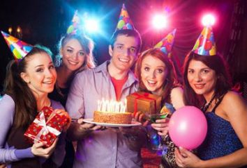 Excellente idée pour les vacances: une loterie pour un anniversaire