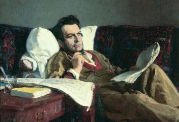 M. I. Glinka. Breve biografia do compositor