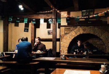 """Belfast pub"", Mosca, Novokuznetskaya: Descrizione"