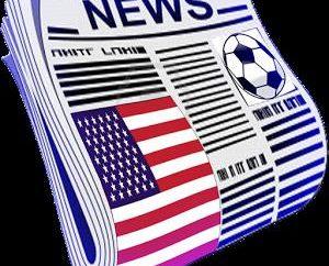 """jornais americanos. jornal americano """"The Times"""". jornais e revistas americanas"""