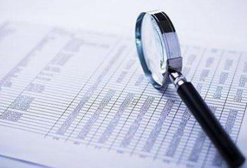Sprawozdanie rachunkowe: rodzaje i kompozycji. Koncepcja sprawozdań finansowych