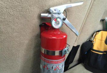 Onde o extintor de incêndio deve estar localizado nas instalações?