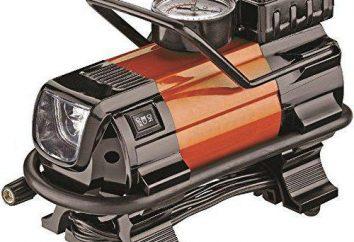 Compressori per gonfiaggio pneumatici auto. Come scegliere un compressore auto?