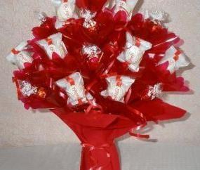 Original Bouquet von Süßigkeiten für Anfänger