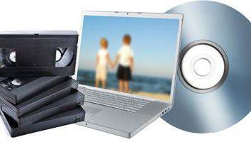 Digitalizacja kaset wideo w domu. Lista sprzętu i oprogramowania do digitalizacji kasety VHS