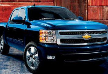 Chevrolet Silverado: cómodo y seguro pick-up