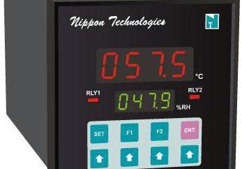 Regolatori di temperatura e umidità: panoramica, tipi, modelli, caratteristiche e recensioni