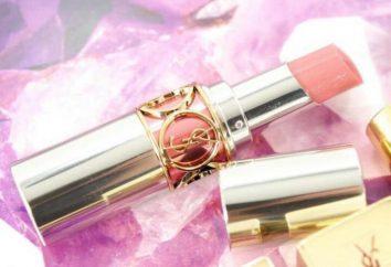"""""""Yves Saint Laurent"""", rouge à lèvres. Avis sur les cosmétiques"""