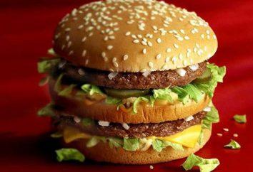 Co kryje twoja ulubiona hamburgera?