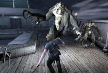 Todas as peças de Resident Evil em ordem. Descrição das principais séries de jogos