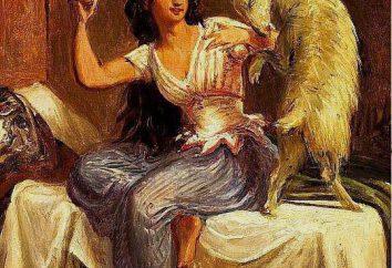 Znana postać Esmeralda