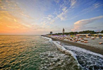 Najlepsza plaża Batumi opis, zdjęcia i opinie. Batumi plaże: lista