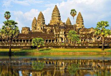 Gdzie jest Kambodża, a ile się latać?