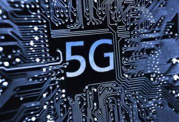 sieć 5G: przegląd, opis i szybkość. Następna generacja sieci 5G