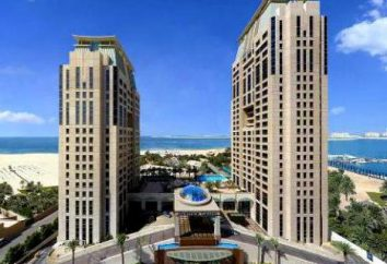 Habtoor Grand Beach Resort Spa (Dubaï Émirats arabes unis): description de l'hôtel et commentaires