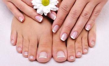 Gwoździe na nogi rosną: metody leczenia