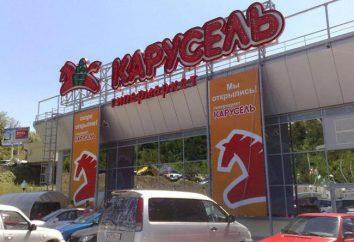 Les grands hypermarchés à Moscou: photos et commentaires