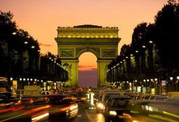 Champs Elysees. Paris