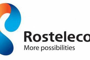 Comment vérifier le solde sur « Rostelecom » Internet et d'autres services