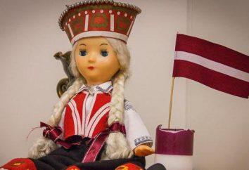 Lettonia Settore: tessili, abbigliamento, pesca ambra. Riga Carriage Works. industria alimentare
