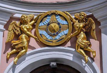 Katedra św Andrzeja w Kronsztadzie: historia, zdjęcia