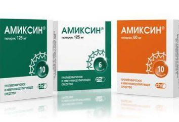 """Których analog """"Amiksina"""" tanie i skuteczne?"""