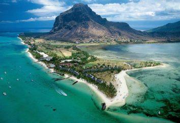 Wakacje na Mauritiusie: opinie, zdjęcia