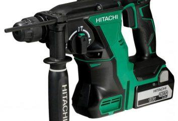 Akku-Bohrhammer Hitachi: Bewertungen
