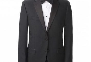 uomini giacca come un indicatore di stile e gusto del proprietario