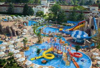 DIT Evrika Beach Club Hotel 4 * (Bulgaria, Sunny Beach): descripción del hotel, servicios, comentarios