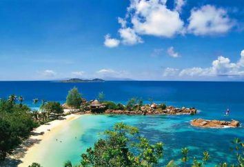 Najsłynniejsze wyspy Afryki