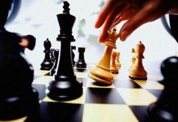 Dove scacchi inventato e il loro aspetto